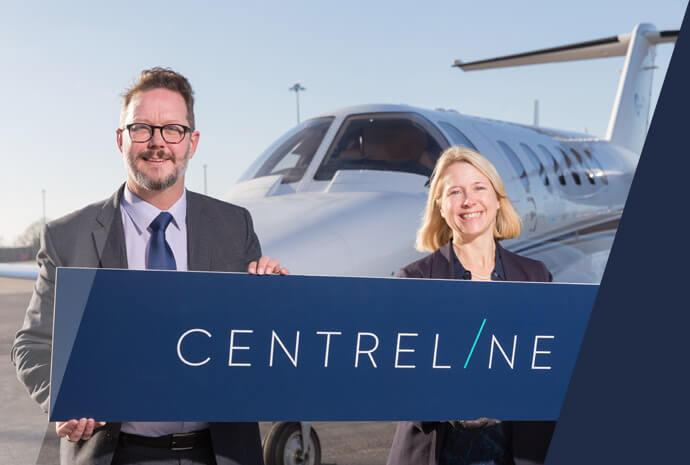 Image of Centreline rebranding