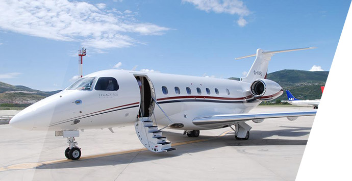 Image of Centreline to operate the UK's first Legacy 500
