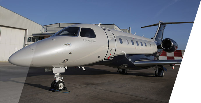Image of Centreline becoming Europe's primary operator of the Legacy 500