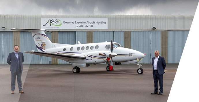 Image of Centreline acquiring Capital Air Ambulance