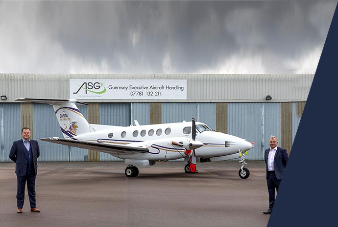 Image of Centreline acquiring Capital Air Ambulance