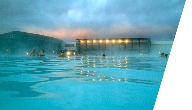 Image of Iceland, The Blue Lagoon.